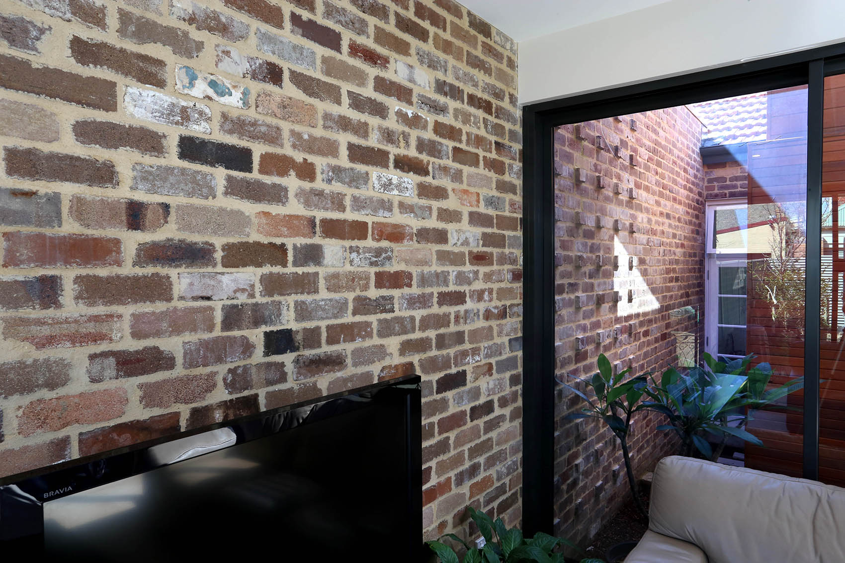 Leichhardt award winning victorian residence genuine building services - How to build an alley out of reused bricks ...